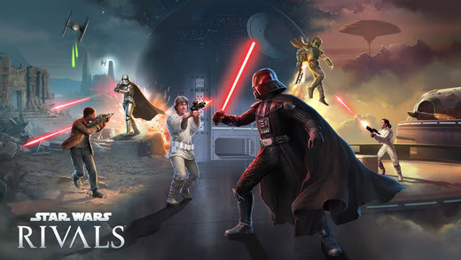 Star Wars: Rivals Screenshot