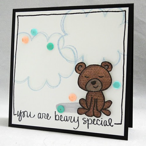 You are Beary Special