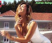 Andreia Rodrigues sexy em vários momentos