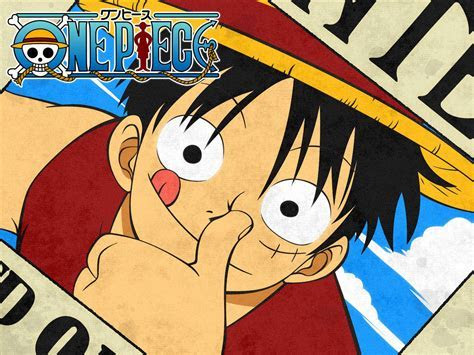 Luffy Wanted Wallpapers,One Piece Wallpapers & Pictures