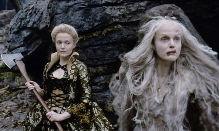 Witches Miranda Richardson