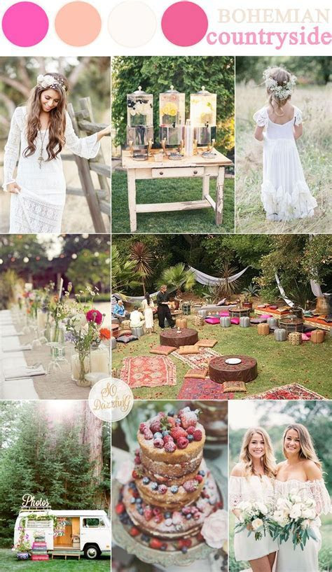 Bohemian Wedding Theme ? ??? ??????? ????????? ??????   ??