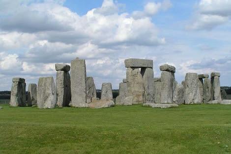 Monumento de Stonehenge, cerca de Amesbury (Inglaterra).   ELMUNDO.es