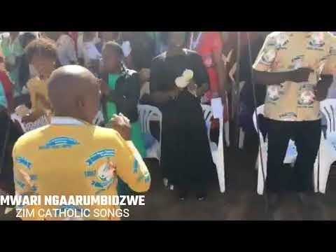 Zimbabwe Catholic Shona Songs - Mwari Ngarumbidzwe