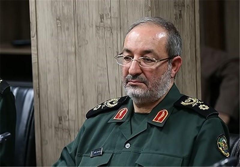 Deputy Chief of Staff of Iran's Armed Forces Brigadier General Massoud Jazayeri