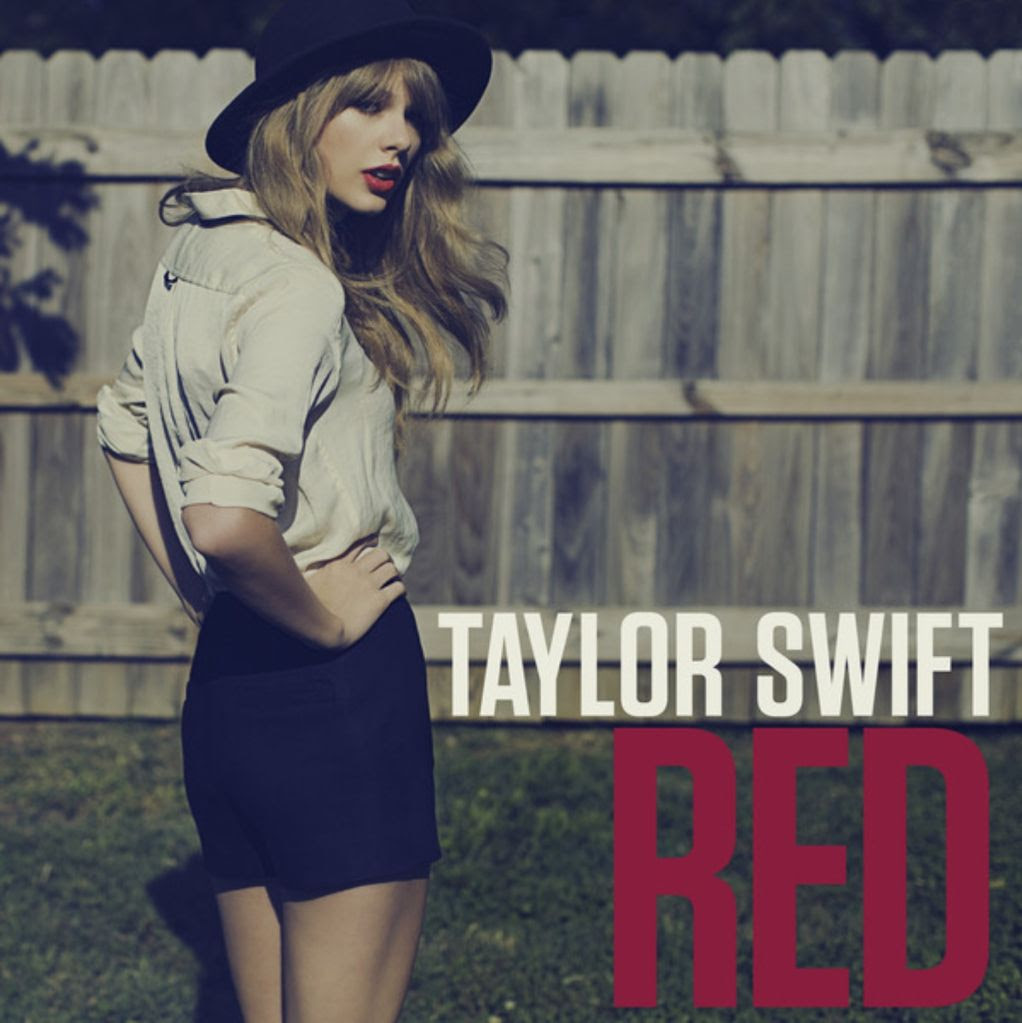 Red (Single Cover), Taylor Swift