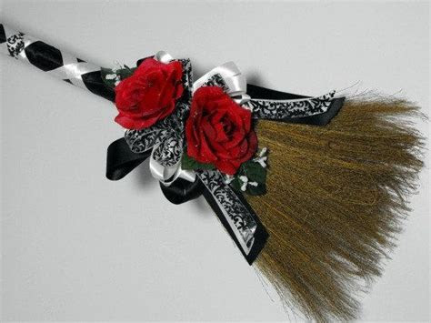 Customized Wedding Brooms
