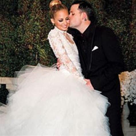 Nicole Richie wedding dress!   Weddings.   Pinterest