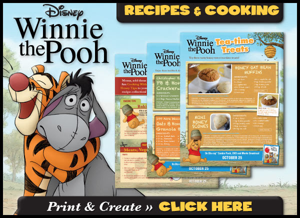 Download Printable Recipes and Cooking!