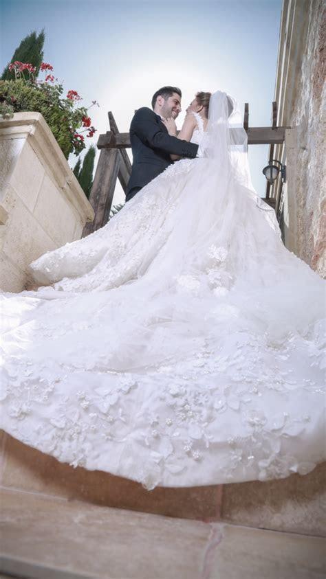 Layal and Rajaei's Wedding   Arabia Weddings