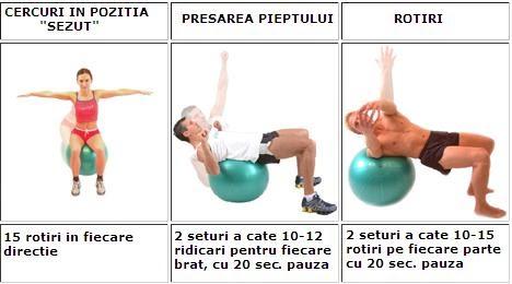exercitii pentru abdomen perfect 8 minute