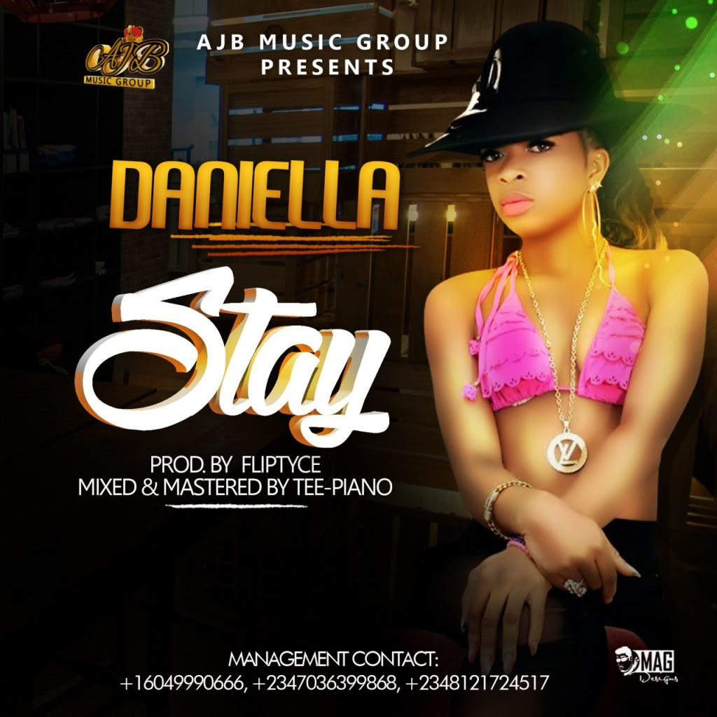 Daniella - Stay (prod. Fliptyce)