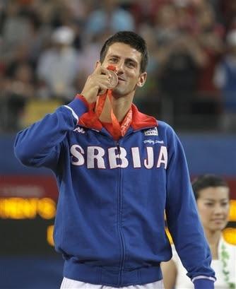 Beijing Olympics Tennis Mens Singles