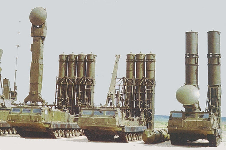 Image result for pics of Russian SAM 300