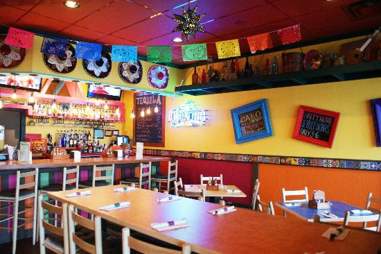 Meh..-xican Food.... - Review of sombrero mexican kitchen ...
