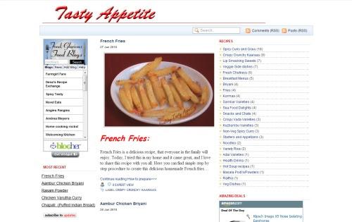 Tasty Appetite