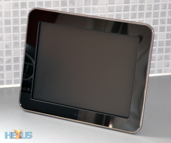 Review Kodak Pulse 10in Digital Photo Frame Gadgets Hexusnet