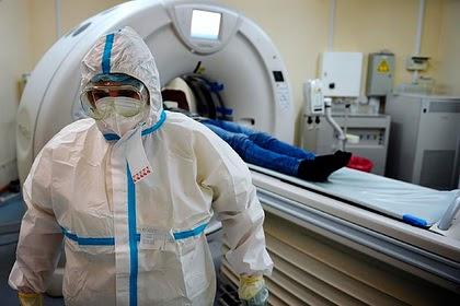 Российский врач перечислил страдающие при коронавирусе органы