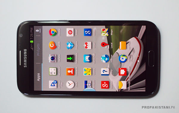 1 Samsung Galaxy Note 2   A Gigantic Beast [Review]