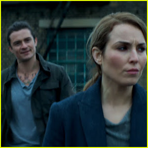 Noomi Rapace & Orlando Bloom Are Bad-Ass Agents in 'Unlocked' Movie Trailer!