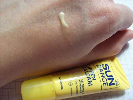 Lippenbalsam mit Kokos- & Vanilleduft LSF 30