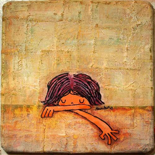 #531 - Asleep...