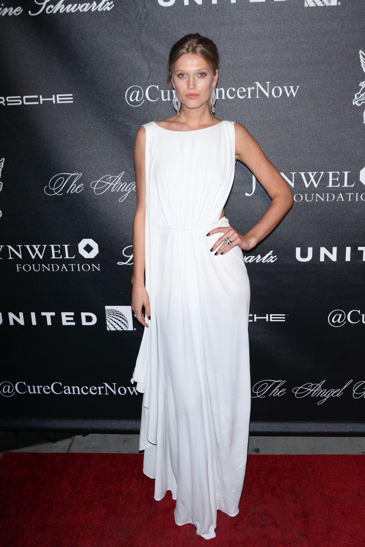 TONI GARRN at 2015 Angel Ball in New York 10/19/2015