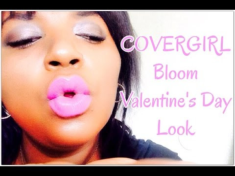 "COVERGIRL Bloom ""Valentines Day"" Makeup Look"