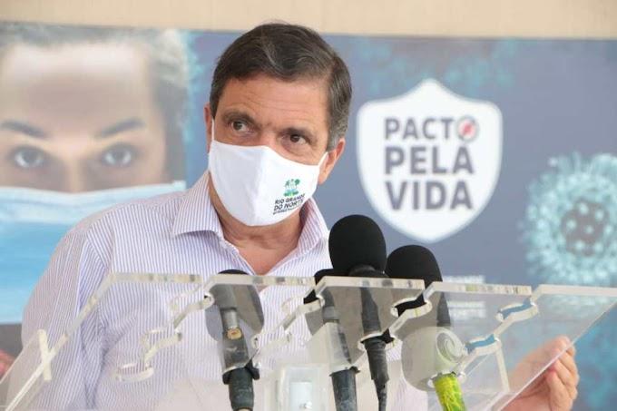 Governo do Estado anuncia abertura de 05 leitos de UTI no Hospital Regional de João Câmara