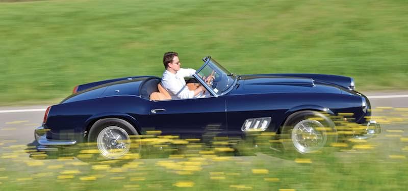 Ferrari California Spider at 2015 RM Villa d'Este