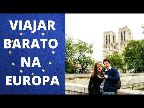 Como Viajar Barato pela Europa (Melhores Dicas)