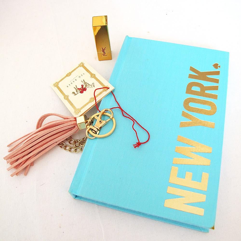 Kate Spade Book NY-London