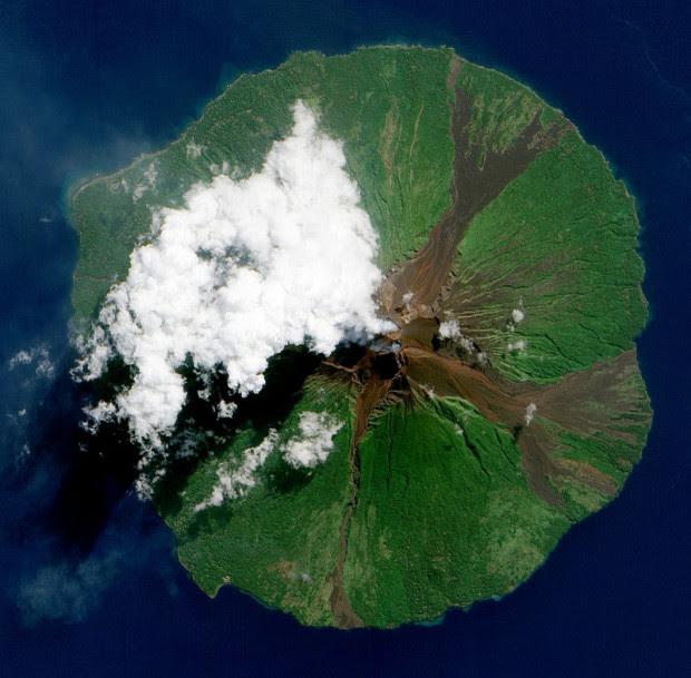 Manam, Παπούα -Νέα Γουινέα