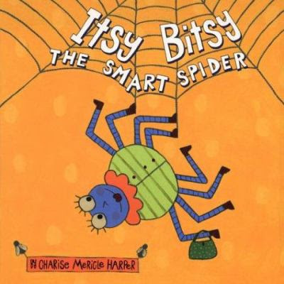 Cover image for Itsy Bitsy, the smart spider