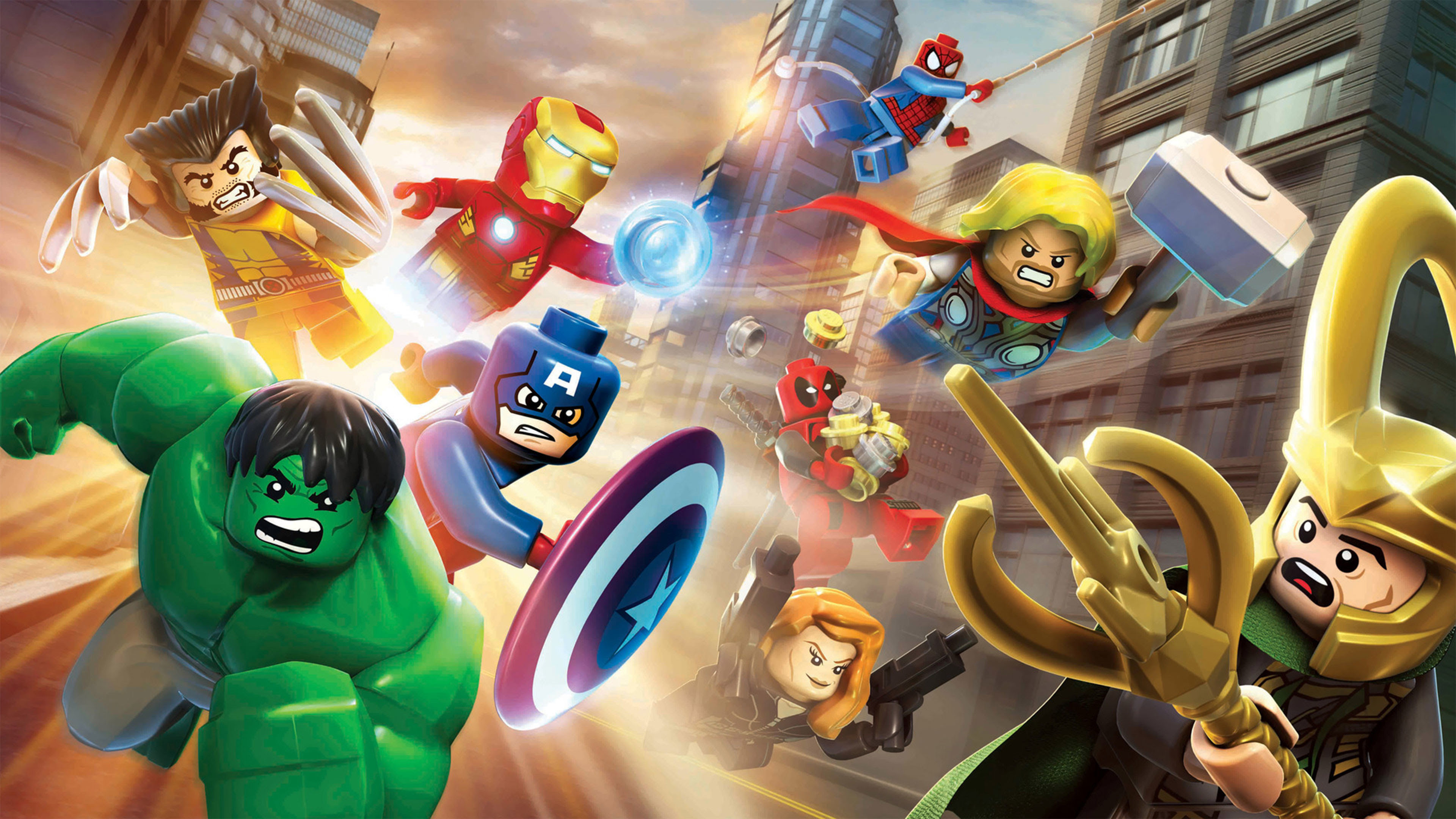 Lego Avengers Wallpaper Hd 74 Images Images, Photos, Reviews