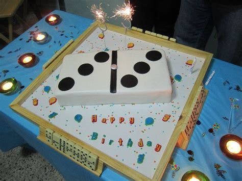 Dominos Birthday Cakes