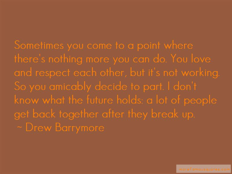 Quotes About Love After A Break Up Top 29 Love After A Break Up