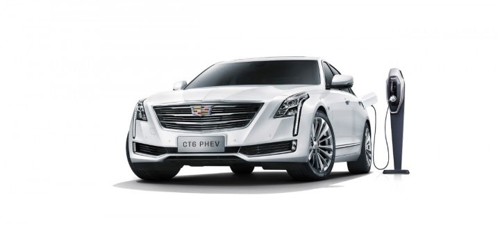 Image result for Cadillac CT6 PHEV
