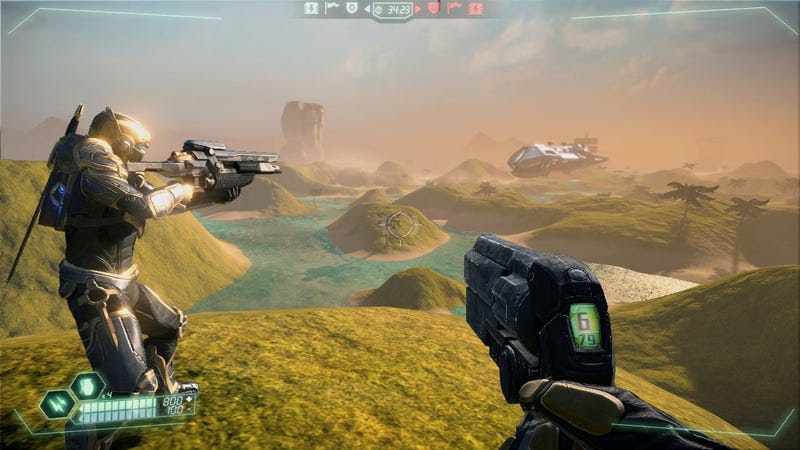 Not All Multiplayer Shooters Are Abandoned After 12 Months