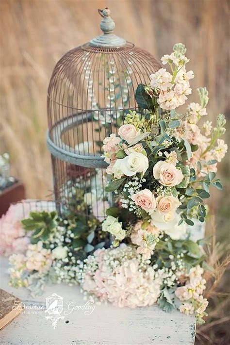 25 Truly Amazing Birdcage Wedding Centerpieces (with
