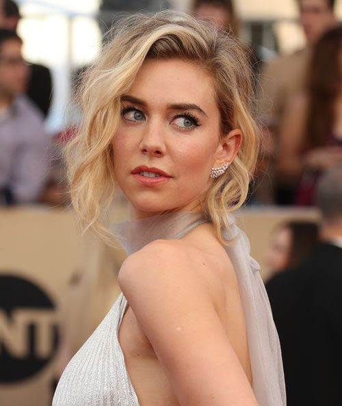 Sexy vanessa kirby Why The