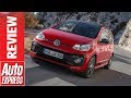 Is The VW Up GTI Really Channeling The Original Golf GTI?