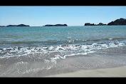 Pesona pantai Rigaih Aceh