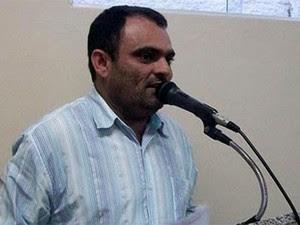 Vereador Alexandrino Suassuna Barreto Filho, o Xanxan (Foto: Arquivo Pessoal)