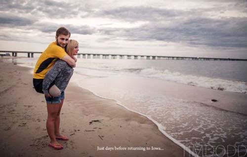 Μια συγκλονιστική ιστορία αληθινής αγάπης μέσα από φωτογραφίες (41)
