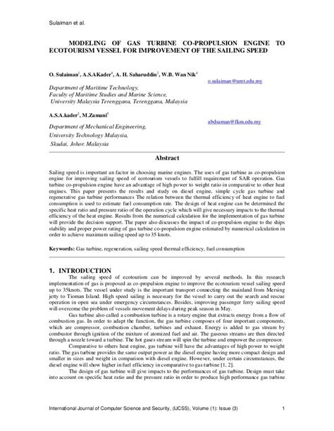 Viewed csc journals manuscript gas turbine co propulsion