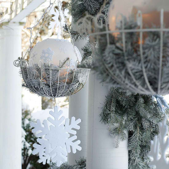 outdoor christmas decorations ideas dress your porch in holiday style