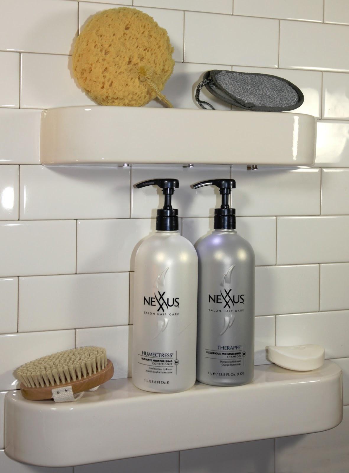 Simple Shampoo Rack for Shower - HomesFeed