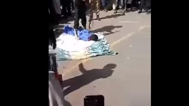 Video - ντοκουμέντο από την εκτέλεση άνδρα που κρίθηκε ένοχος για τον βιασμό 3χρονου κοριτσιού στην Υεμένη