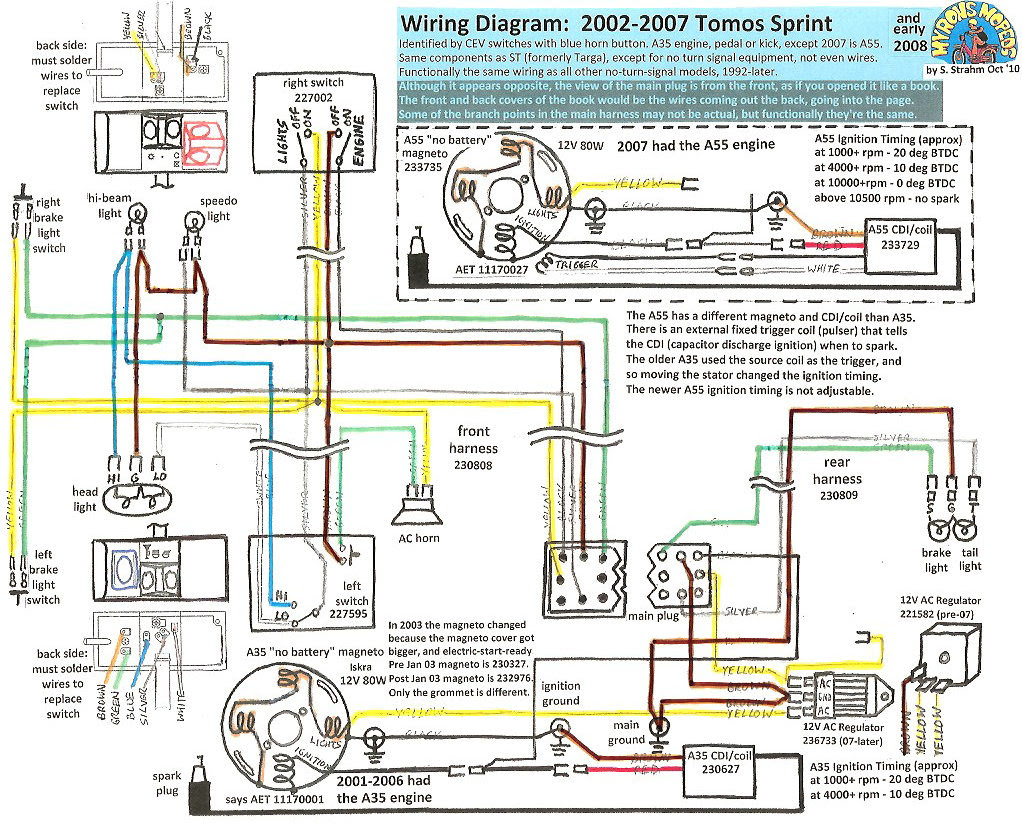 50cc Scooter Ignition Switch Wiring Diagram - Wiring Diagram Networks | 2007 Wildfire Scooter Wiring Diagram |  | Wiring Diagram Networks - blogger